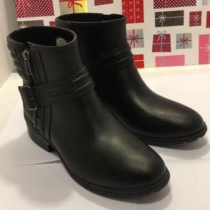SPERRY Women Waterproof Rubber Topsider Boots:9M